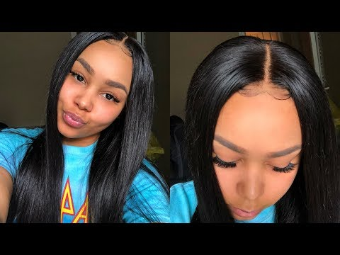 SEAMLESS LACE CLOSURE METHOD| The Avé Lure Collection