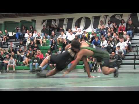 VCS Preps Wrestling: Royal vs. Thousand Oaks