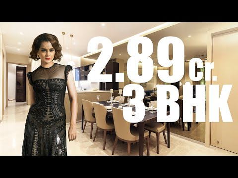 Luxury Project In Mumbai Platinum Life Andheri West Presentation Youtube