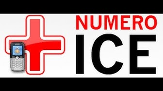 le Numéro I.C.E ou E.C.U