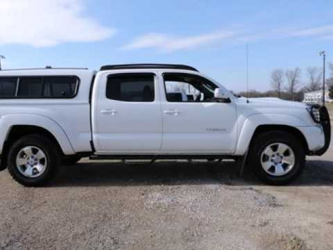 2017 Toyota Tacoma 4wd Double Cab Long Bed V6 Automatic Supercharged
