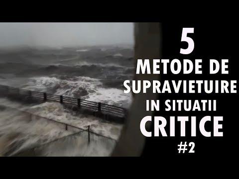 Top 5 Metode De SUPRAVIETUIRE in Situatii CRITICE #2