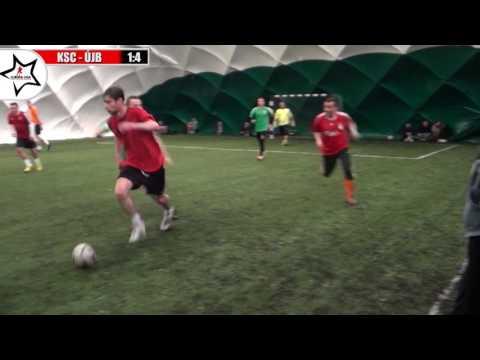 "Kelen Sc - Újbunda United 2:7  ""Újbuda Liga Live Soccer League""-8.forduló - Péntek"
