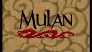 Mulan - Reflection (lyrics)