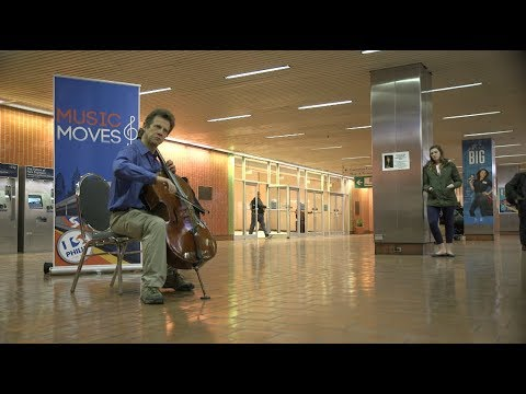 Philadelphia musicians bring Bach to commuters to honor composer's 334th birthday