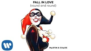 Martin & Chaos - Fall In Love (Round and Round) | Official lyric video