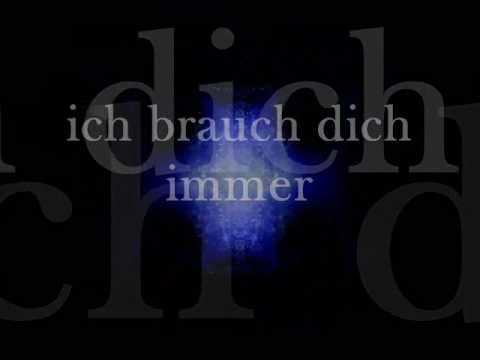 Ich brauch dich jetzt - Heinz Rudolf Kunze
