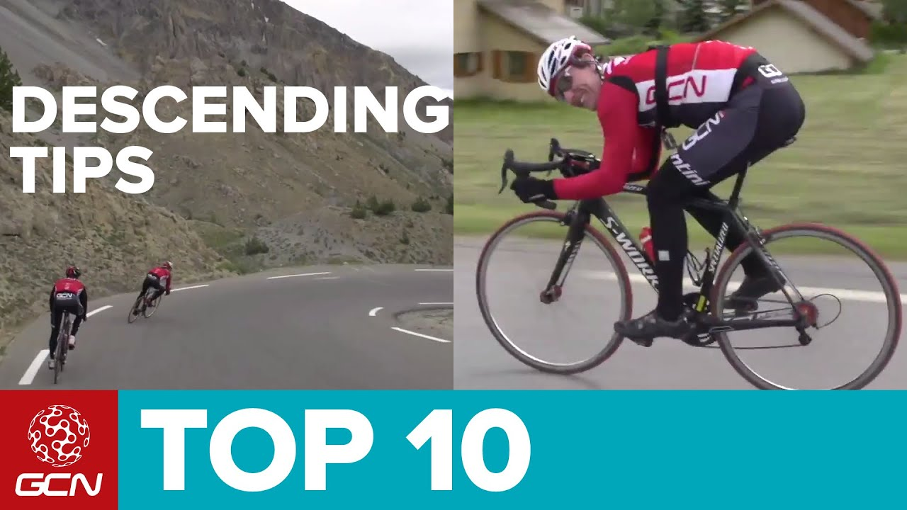 825ad8adee4 Top 10 Descending Tips - Cycling Technique - YouTube