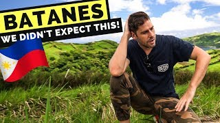 BATANES - FOREIGNERS first emotional REACTION - UNBELIEVABLE place in the PHILIPPINES?!