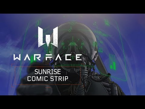 New Special Operation in Warface - Sunrise [Comic Strip]