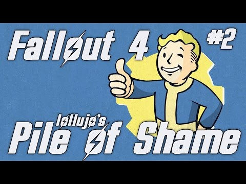 Fallout 4 Let's Play | Part 2 | TO CONCORD! | Full Game Playthrough