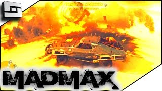Mad Max Gameplay - HOLY CONVOY! ( Walkthrough ) Part 31