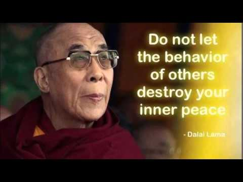 BUDDHA - Dalai Lama's Quotes - Natural Frequency of Human Body