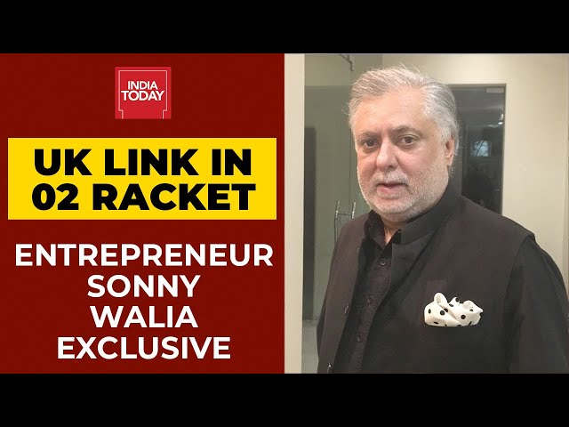 UK Link In Khan Market Oxygen Concentrator Racket; Charges On Navneet Kalra; Sonny Walia Exclusive