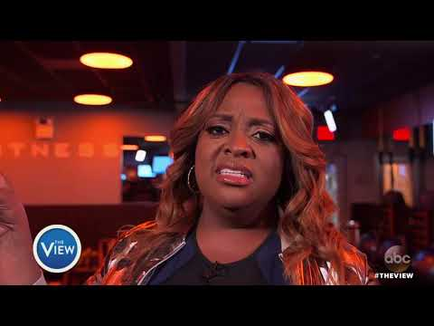 Sherri Shepherd Hits The Gym For A New Workout Experience | The View