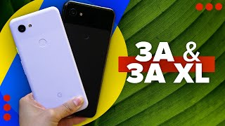 Pixel 3A and 3A XL: Unboxing and review