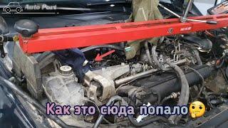 Жесть на СТО или будни автомехаников #137.Чуть не разорвало АКПП Volvo S80. Превышение CO-2 на i40.