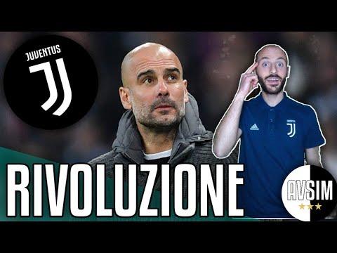 Guardiola alla Juve: che mercato farebbe? ||| Speciale Avsim