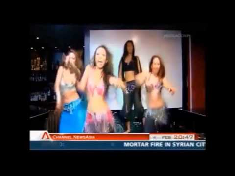 Channel News Asia features Moshi Moshi Bollywood...
