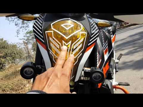 Top Modification - To my KTM bike