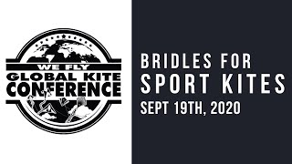 WFGKC - Bridles for your Sport Kite - Brian Wilson - Virtual Session Recording