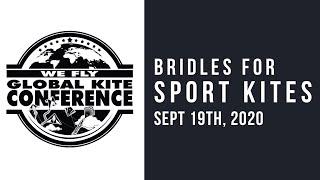 WFGKC - Bridles for your Sport Kite - Brian Wilson - Virtual Session Recording