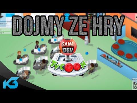 Game Dev Tycoon - Dojmy ze hry