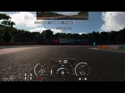 Driving lessons  GT Sport