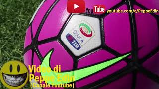 Nike serie a ball 2015