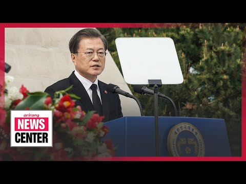 President Moon Urges Lawmakers To Pass Bill On April 3 Jeju Incident