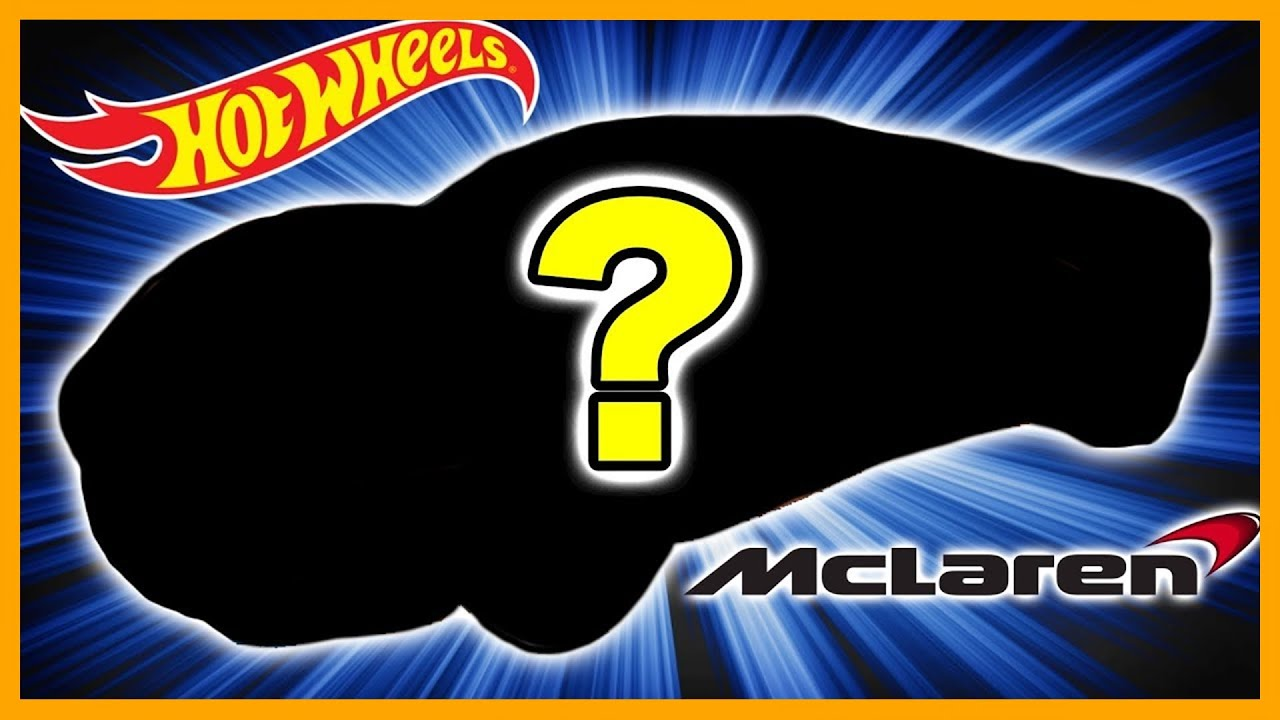 Mclaren 720s Color Reveal Hot Wheels Youtube