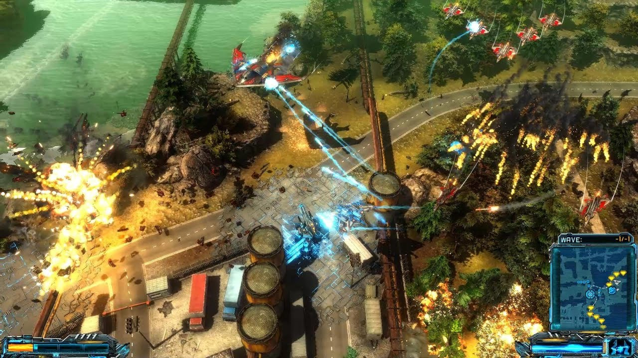X-Morph: Defense - Launch Trailer