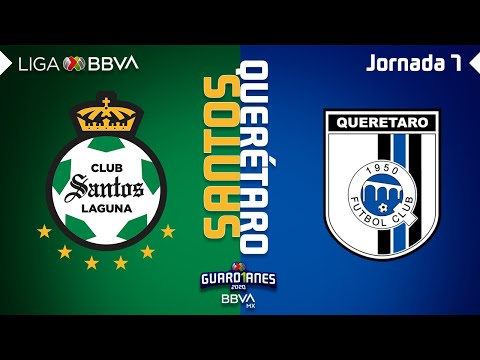Santos Laguna G.B. Queretaro Goals And Highlights