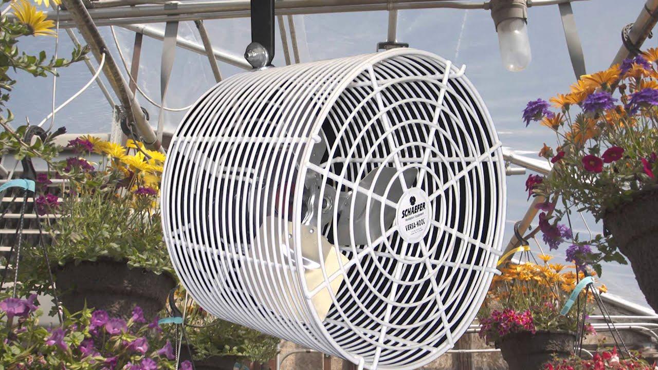 Schaefer   Wall Exhaust Fans   Air Circulators   Explosion Proof