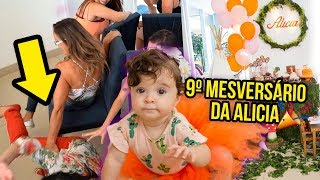 9º MESVERSARIO - MUCHO LOUCOOO!!!
