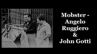 Mobster - Angelo Ruggiero & John Gotti YouTube Videos