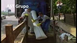 AST Grupo. REHABILITACIÓN de TUBERÍAS con MANGA CONTINUA