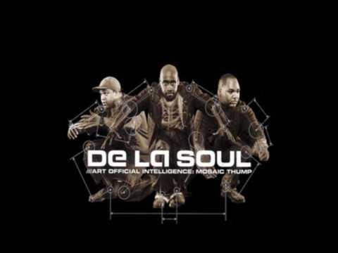 SUPERIO BEATS / DE LA SOUL - 09 - SQUAT! (INSTRUMENTAL)