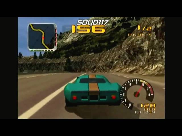 PS2 Test Drive (Overdrive) Story Mode FINAL Part 24