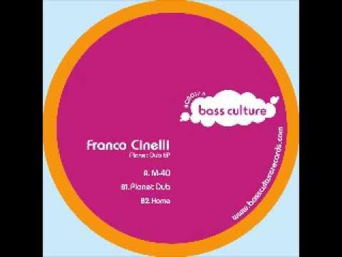 BCR017 : Franco Cinelli - Planet Dub