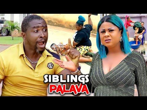 SIBLINGS PALAVA FULL MOVIE - NEW MOVIE HIT UJU OKOLI 2021 LATEST NIGERIAN NOLLYWOOD MOVIE