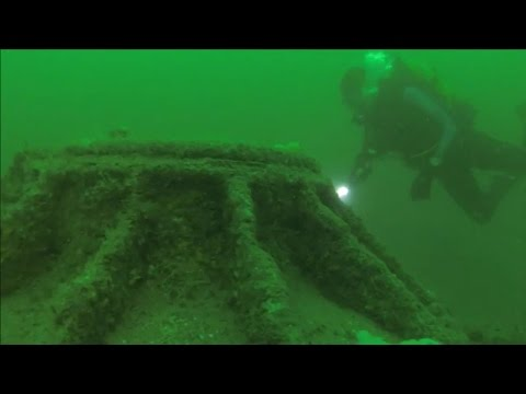 WWI U-Boat Discovered
