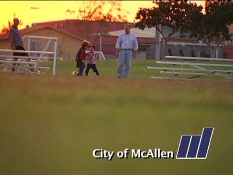 McAllen - Parks & Recreation/ Soccer Fields
