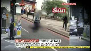 NEW VIDEO of Woolwich Suspect 28 Years OLD Michael Adoboloja