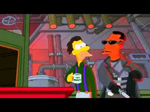 Treehouse of Horror XXIV Couch Gag by Guillermo del Toro   THE SIMPSONS