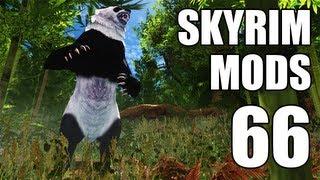 Skyrim Mods 66: Tropical Skyrim, Crimes Against Nature, Kiss
