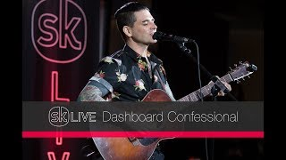 dashboard confessional we fight songkick live