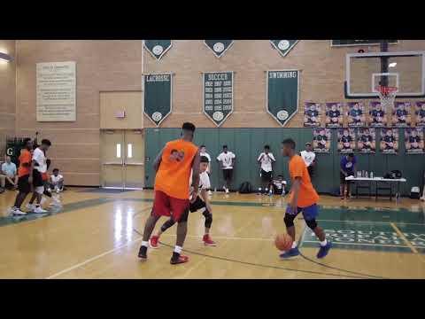 Prince Umanmielen #99 6'6 F Class of 2018 - Dallas Recruiting Video!!