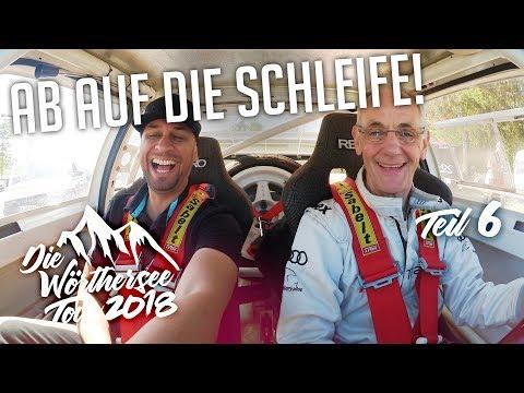 JP Performance – Ab auf die Schleife! | Die Wörthersee Tour 2018 | Teil 6