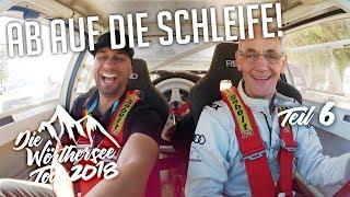 JP Performance - Ab auf die Schleife! | Die Wörthersee Tour 2018 | Teil 6